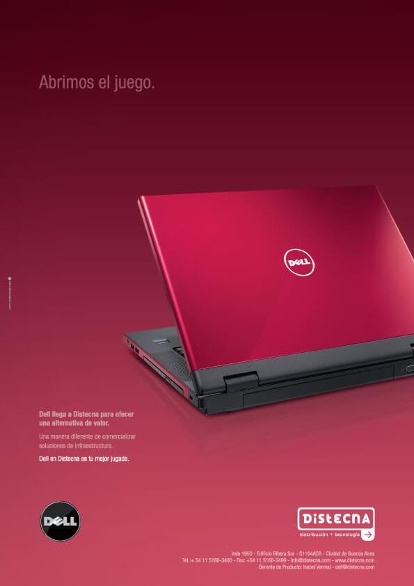 Dell - Abrimos el juego