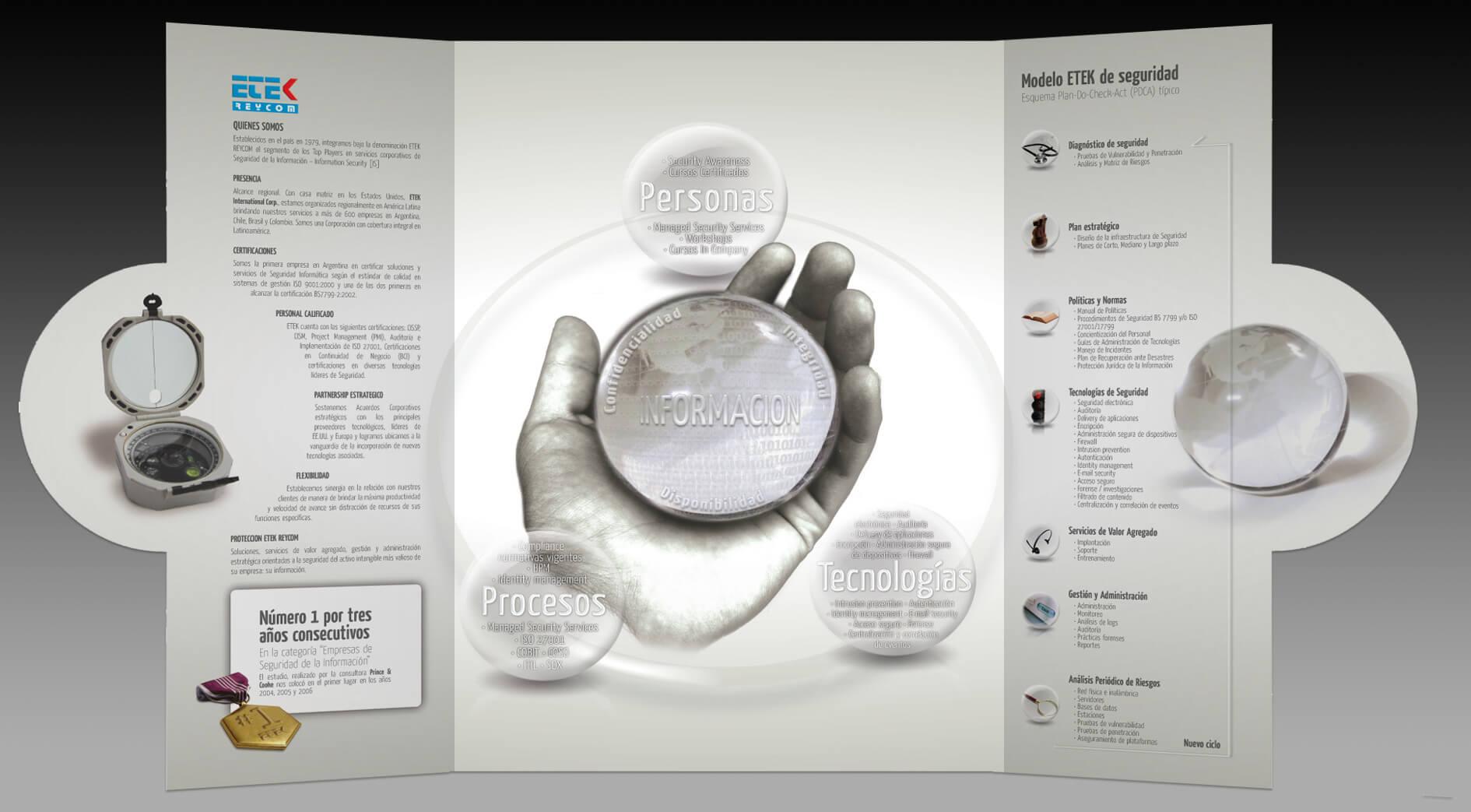 Etek brochure institucional