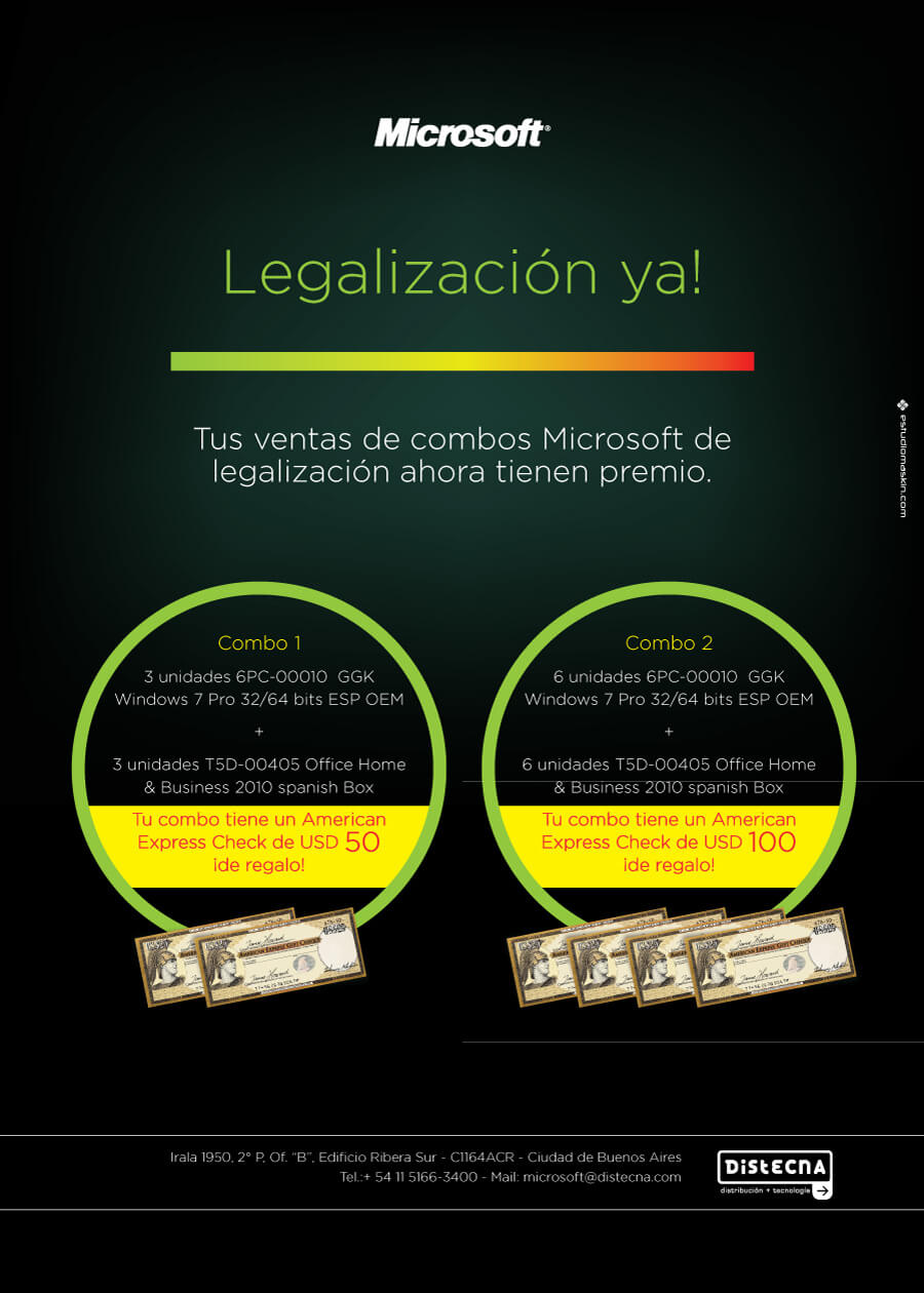 Legalización Ya